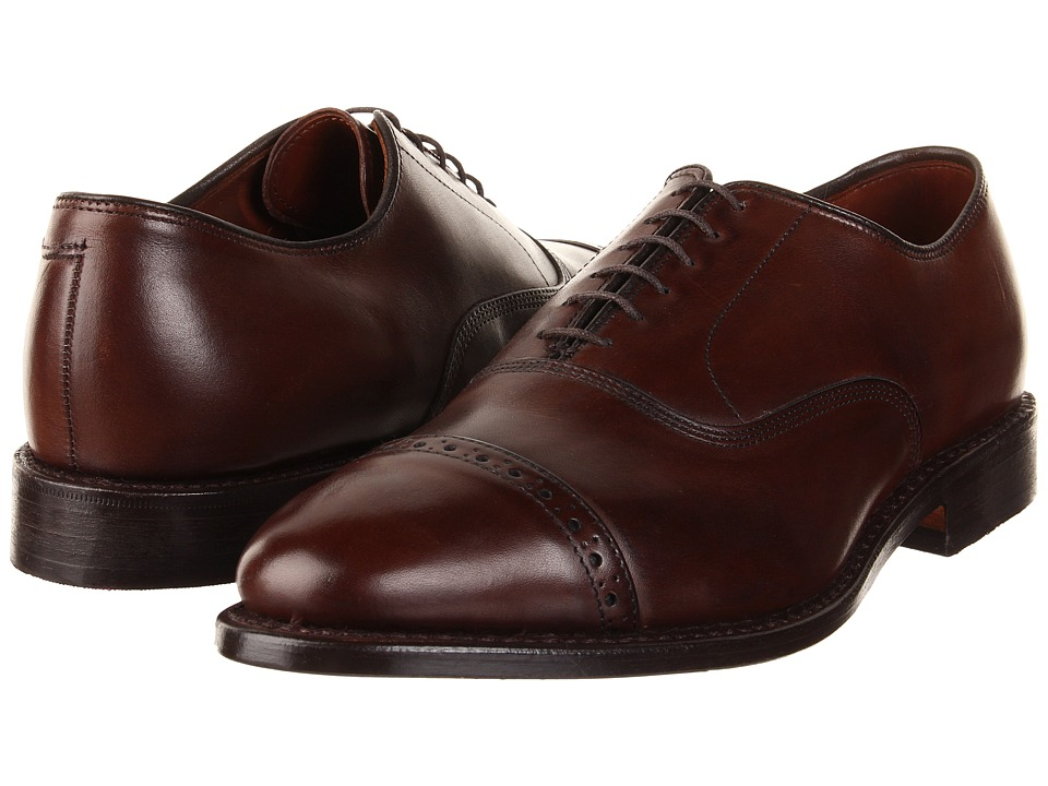 Allen-Edmonds Fifth Avenue (Brown Burnished Calf) Men
