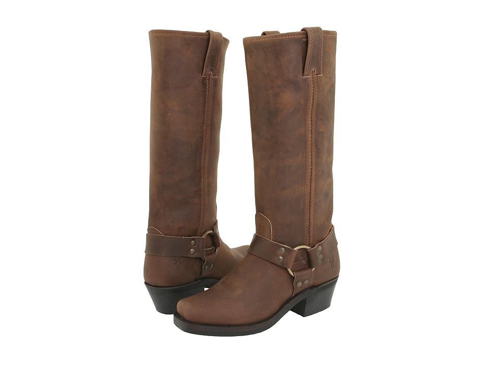 Frye Harness 15R (Tan) Women's Pull-on Boots