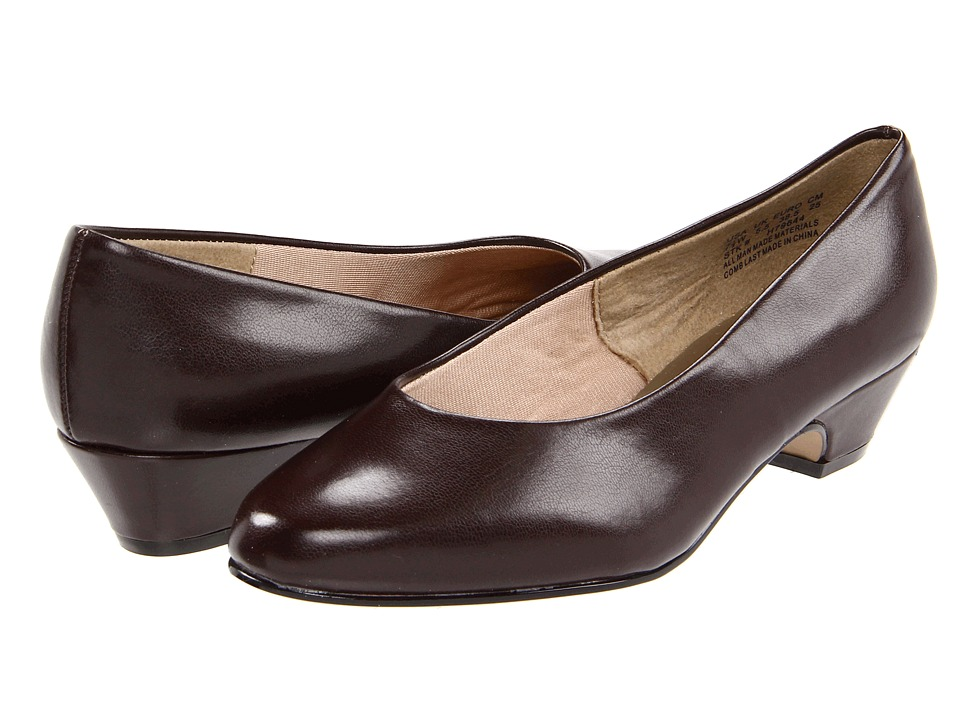 Soft Style Angel II (Brown Elegance) 1-2 inch heel Shoes