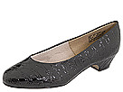 Soft Style - Angel II (Black Patent Croco) - Footwear, Dress Shoes, Womens, Wide Fit, Wide Widths