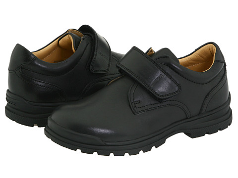 Geox Kids Junior William (Little Kid) - Black