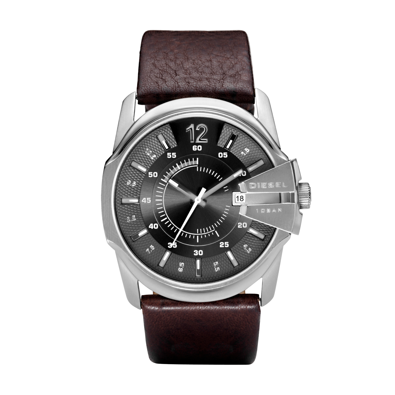 Diesel - DZ1206 Not So Basic Basic Watch (Brown) Watches