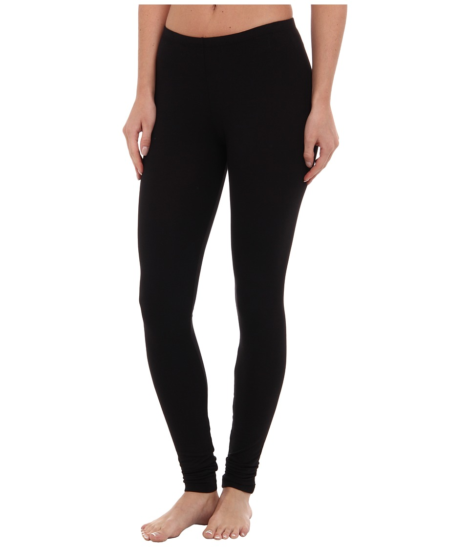 Splendid - Modal Leggings (Black) Womens Casual Pants