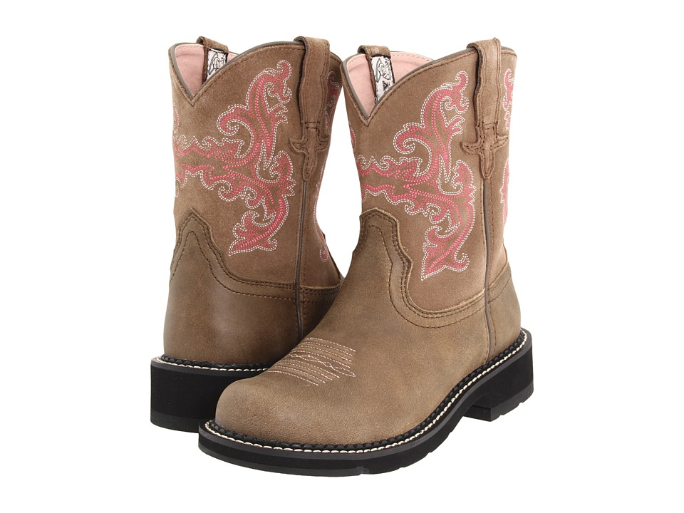 Womens Ariat Fatbaby Boots On Clearance - Boot 2017