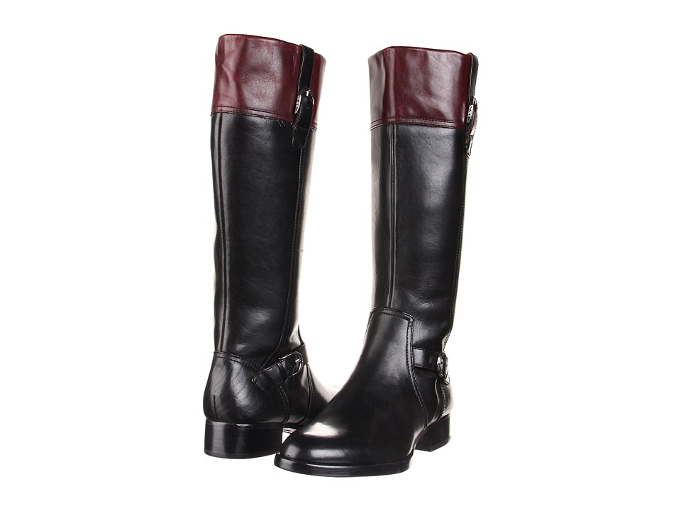 Ariat - York (Black/Cordovan) Women
