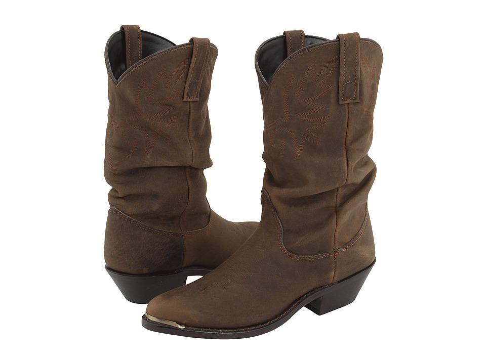 Dingo Marlee (Brown) Western Boots