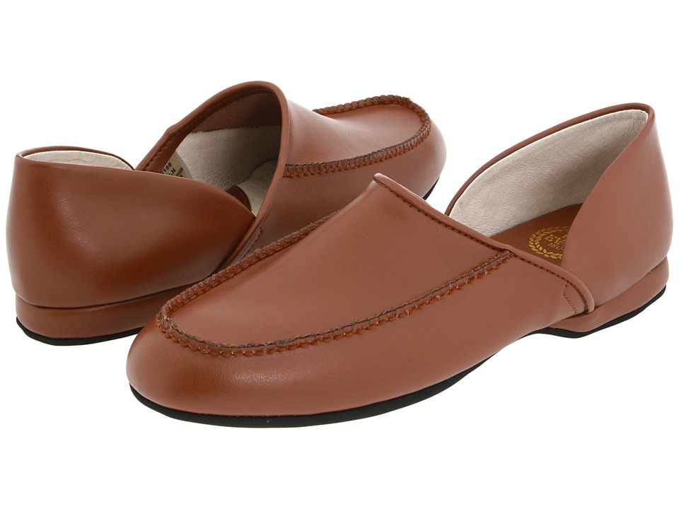 L.B. Evans - Chicopee (Tan) Mens Slippers