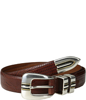 Johnston & Murphy - Lizard-Grain Ranger Belt