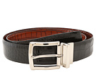 Torino Leather Co. Reversible Italian Crocodile Embossed