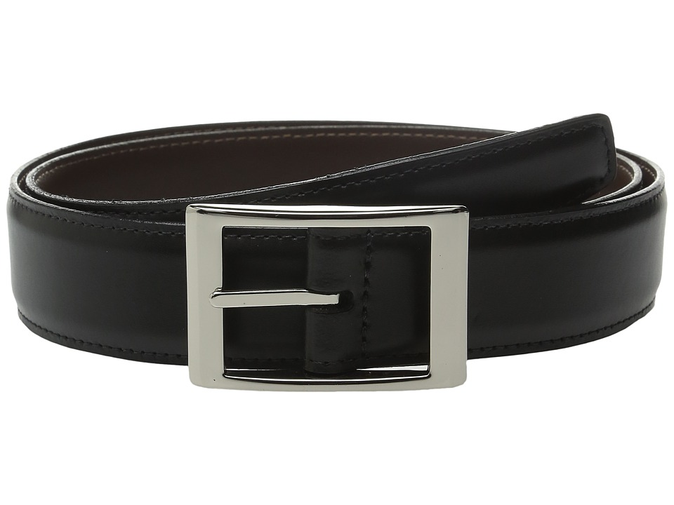 Torino Leather Co. - Reversible 33MM Aniline Leather w/ Aniline Leather