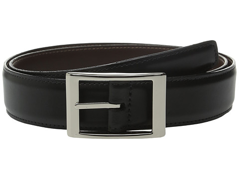 Torino Leather Co. Reversible 33MM Aniline Leather w/ Aniline Leather