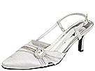 Annie - Emilia (Silver Satin) - Footwear