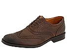 Johnston & Murphy - Headley Wing Tip (Tan Wax Veal) - Footwear
