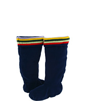 Hunter Kids - Striped Cuff Welly Sock (Toddler/Youth)