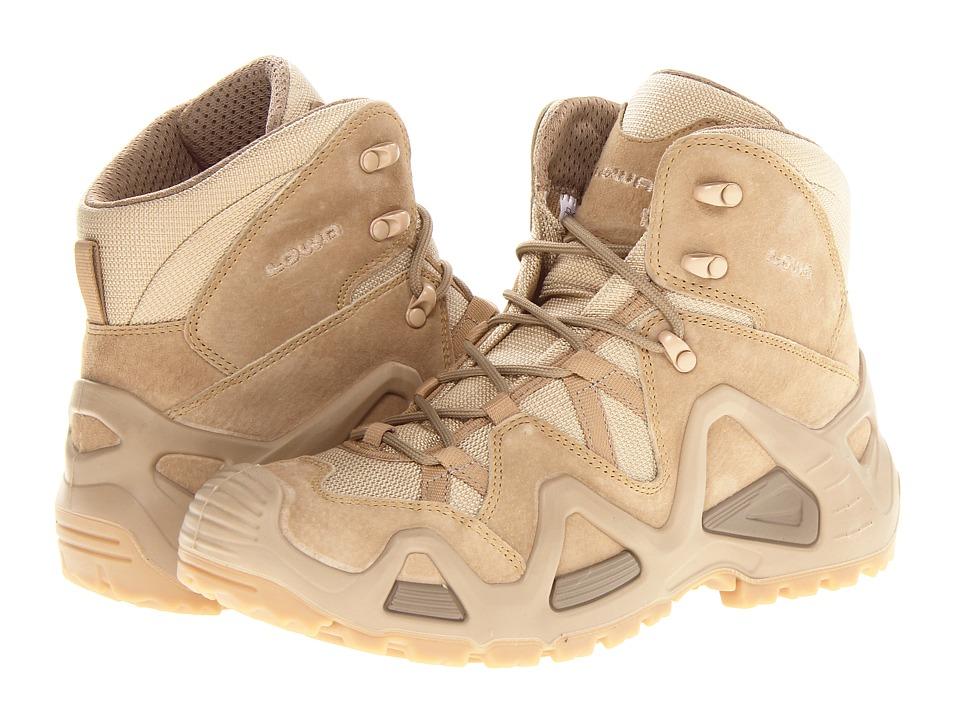 Lowa - Zephyr Desert Mid TF (Beige/Stone) Mens Hiking Boots