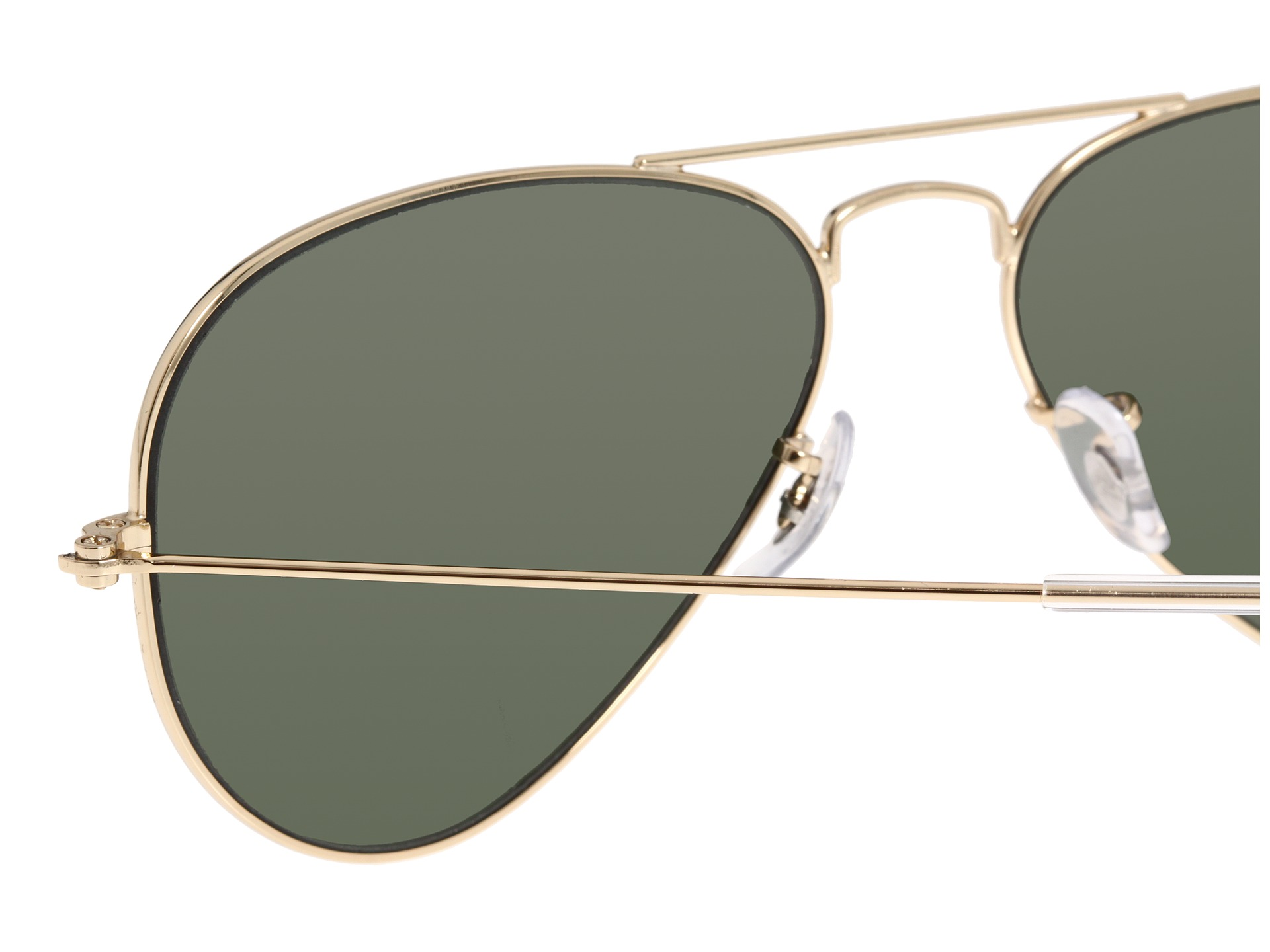 how to determine ray ban size