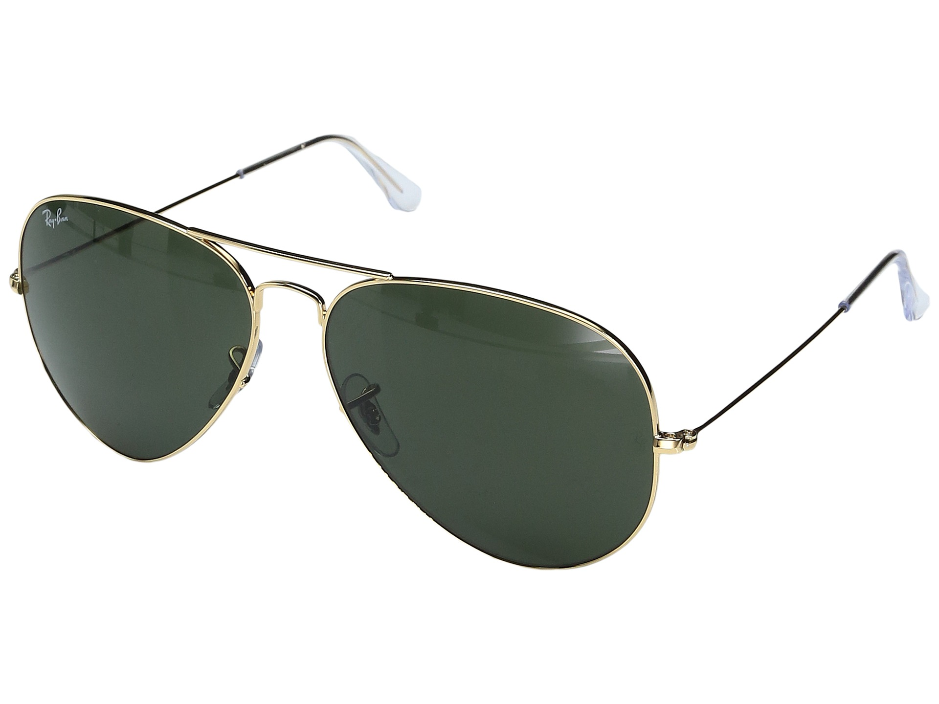 Ray Ban Sunglasses Aviators  ray ban rb3025 original aviator 62mm zappos com free shipping