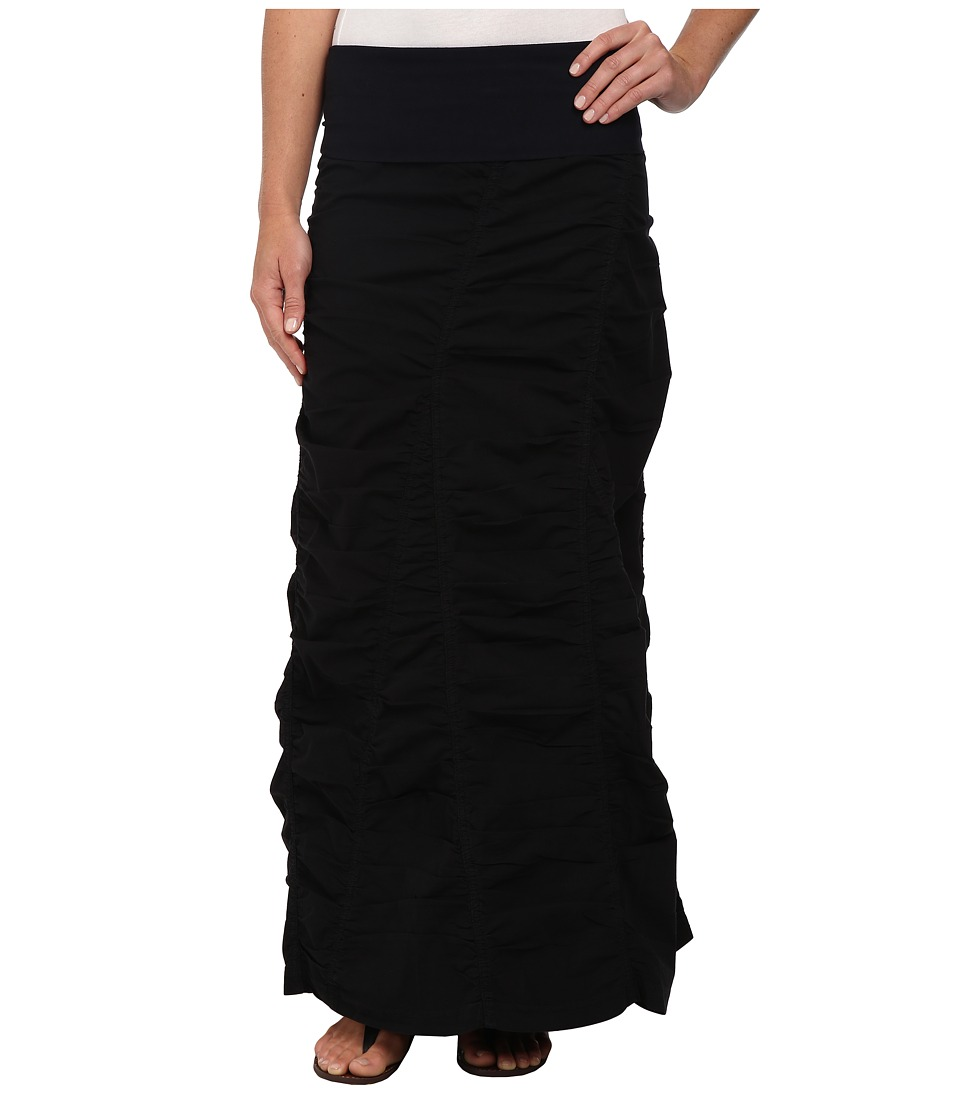 XCVI - Peasant Skirt (Black) Womens Skirt