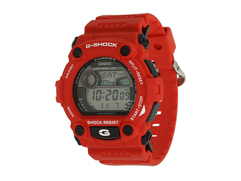 G-Shock - Rescue Series G7900 (Red) - Jewelry