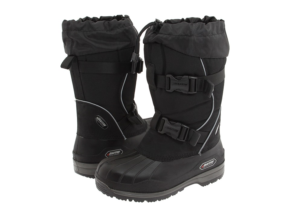 Baffin - Impact (Black) Womens Cold Weather Boots