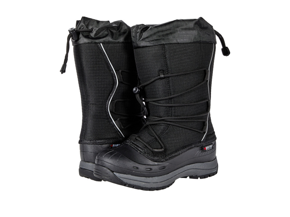 Baffin - Snogoose (Black) Womens Cold Weather Boots