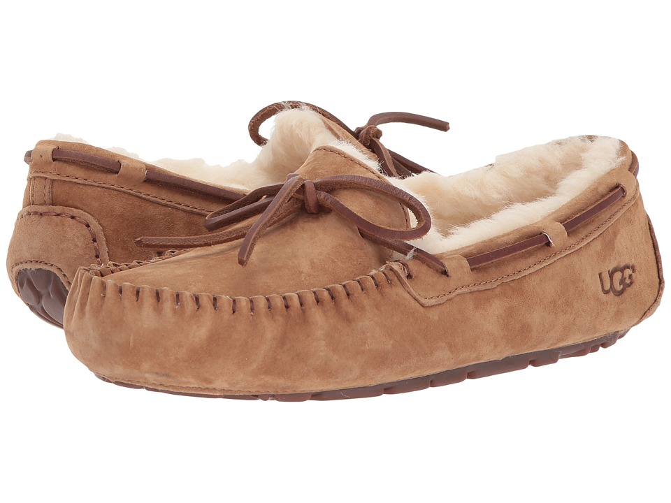 UGG - Dakota (Chestnut) Womens Moccasin Shoes