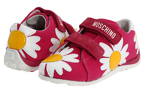 ... designer and the kids' collection definitely shows it. These shoes ...