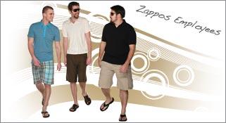 Zappos men