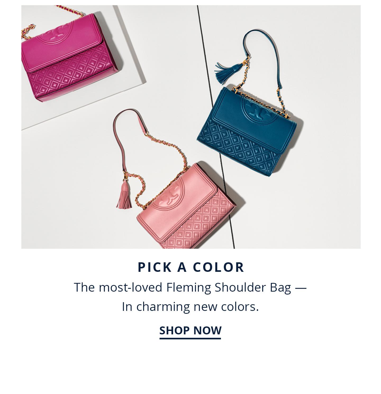 Shop Fleming Shoulder Bag
