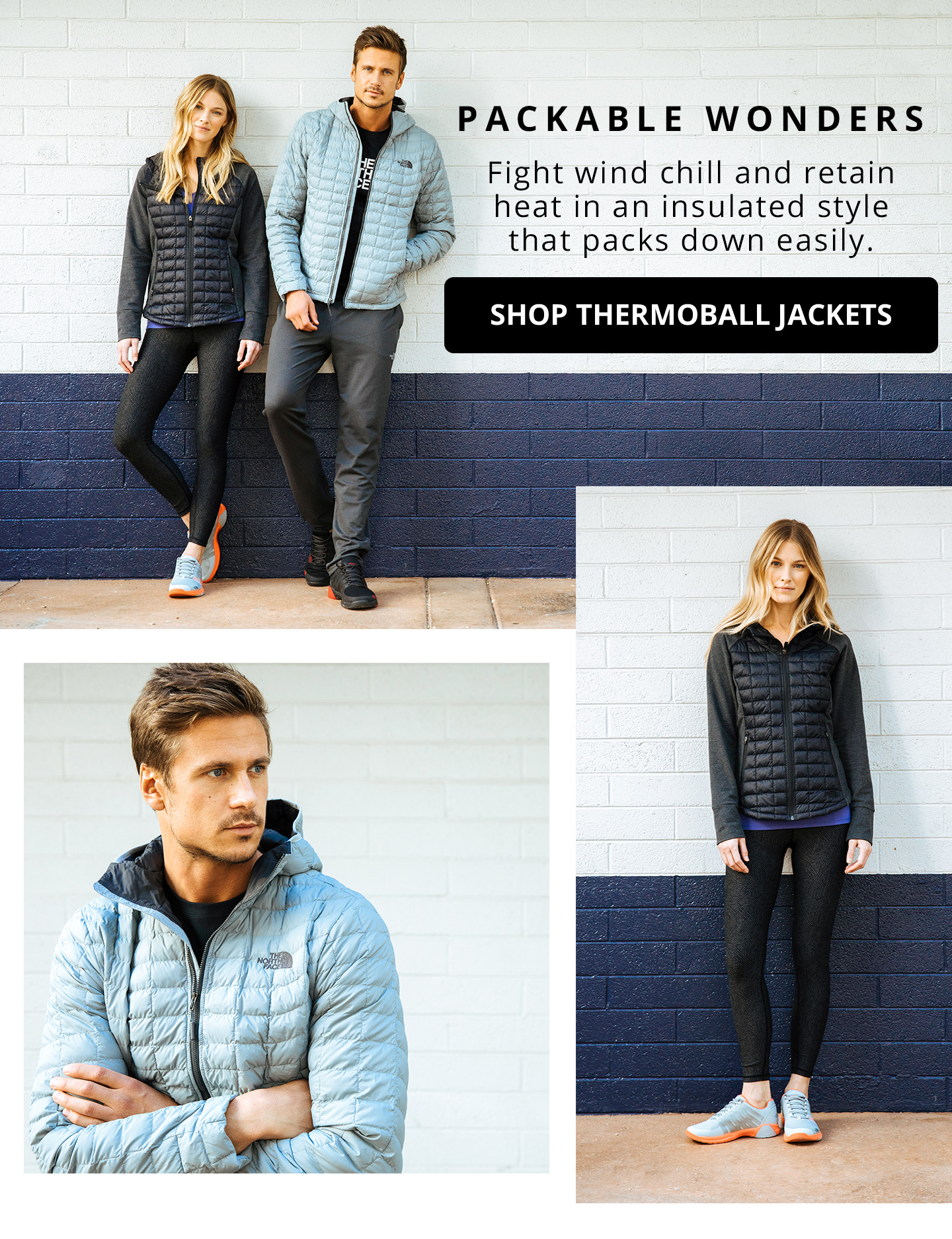 Shop Thermoball Jackets