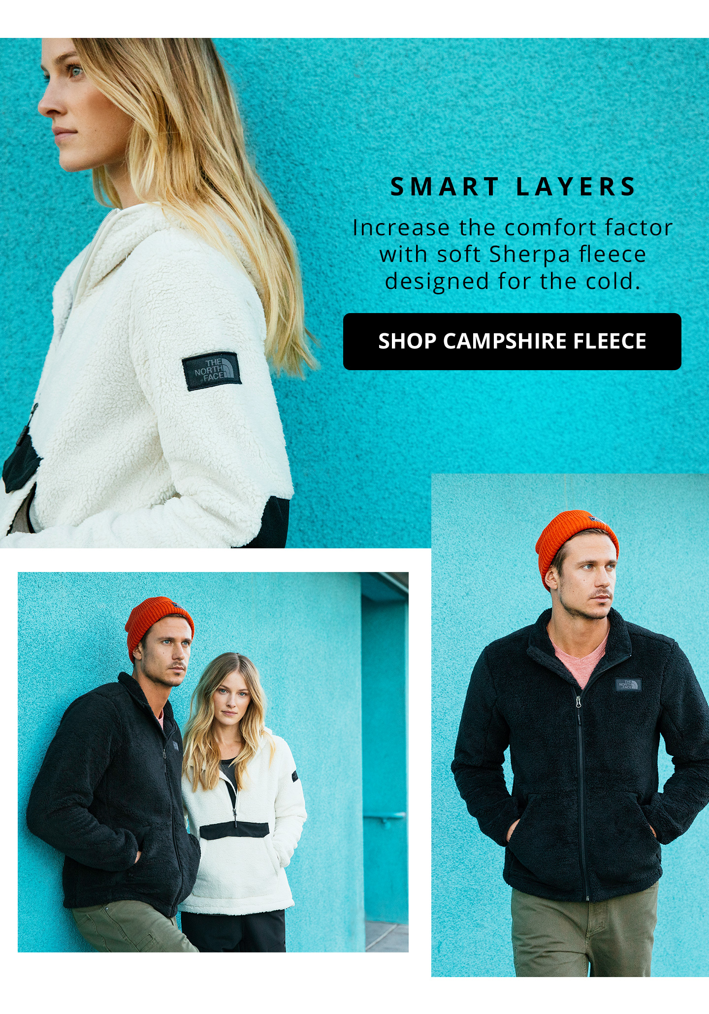 Shop Campshire Fleece