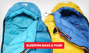 Shop TNF Equipment - sleeping bags