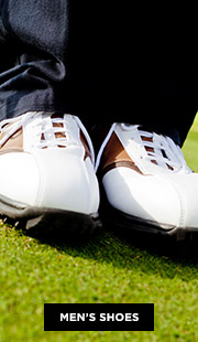 Golf Shoes, Clothes, Gear