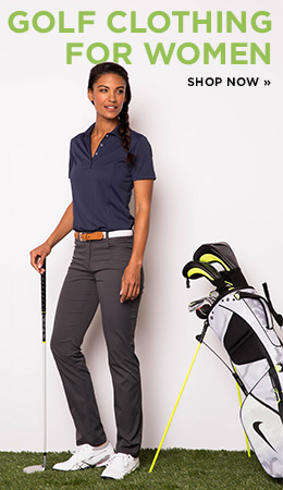 Ladies Golf Polos - Moisture Wicking 3-Button Golf Polos in 20 Colors - XS
