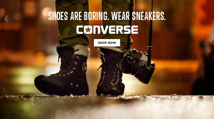 Men's High Converse Outfits
