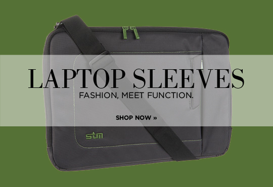 Laptop Cases and Laptop Sleeves - Hero - Laptop Sleeves