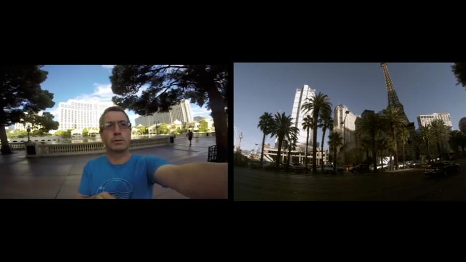 Irishman in Vegas: Footage Recovered