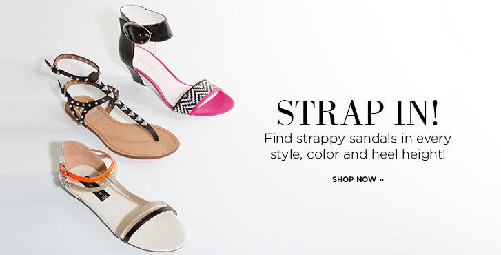 1 Sandals S4 Strapsandals