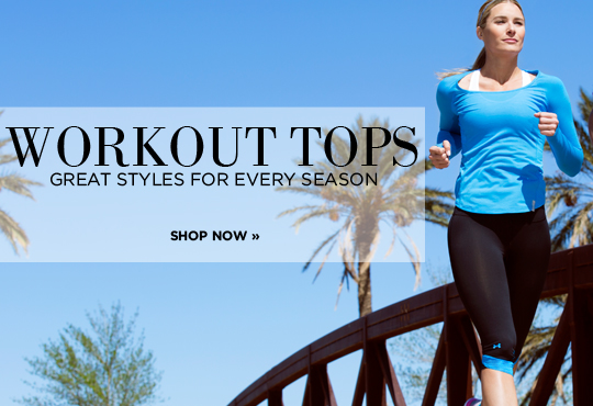 Women clothing stores Athletic clothing for women