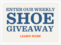 Shoes Giveaway Promo