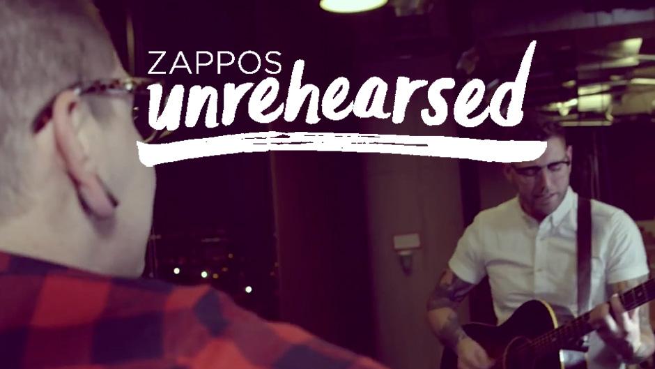 Zappos Unrehearsed: Priory