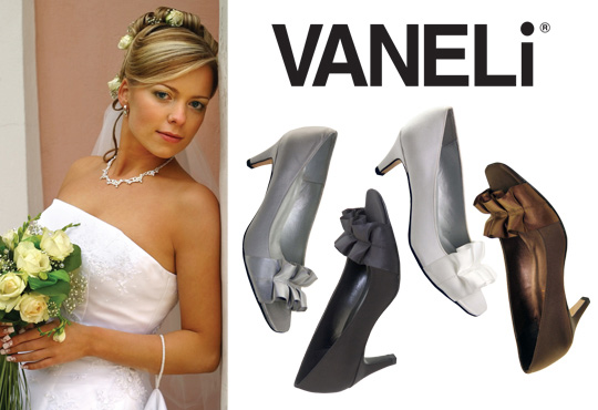 Vaneli Bridal Shoes bc