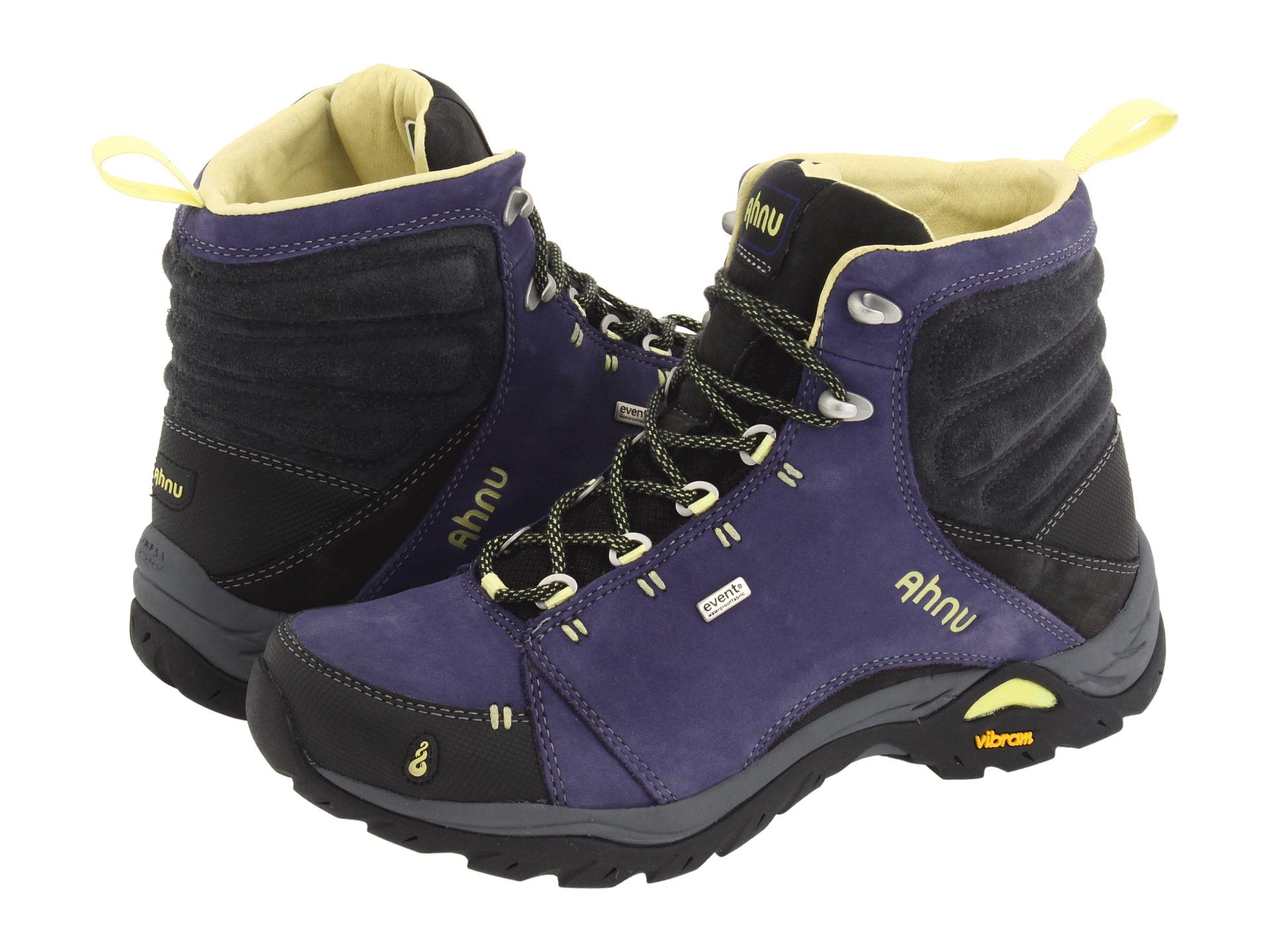 ahnu montara boot zappos free shipping both ways