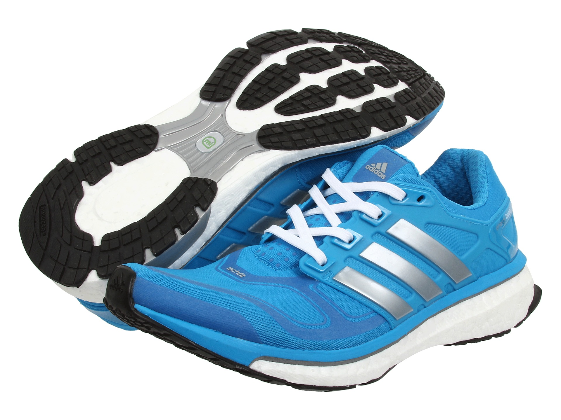 adidas womens energy boost running shoe review popsugar