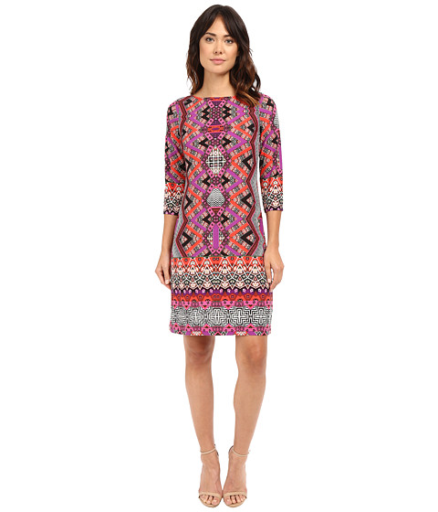 ... puzzle long sleeve shift dress for a spin shift dress construction