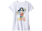 UA Wonder Woman Super Bae Short Sleeve Tee (Big Kids)