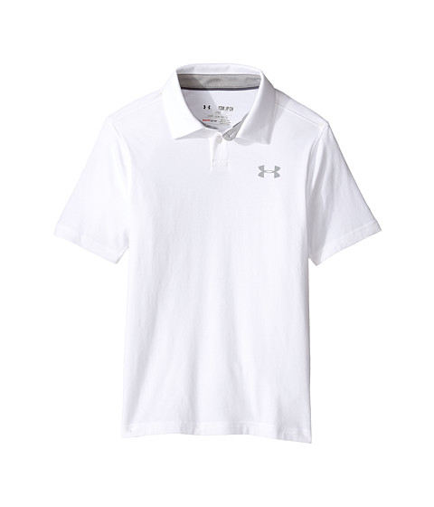 Charged Cotton Heather Polo (Big Kids)