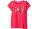 Smile Painted Tee (Little Kids/Big Kids)