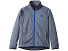 Tech Glacier Full Zip (Little Kids/Big Kids)