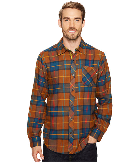 Anderson Flannel Long Sleeve Shirt